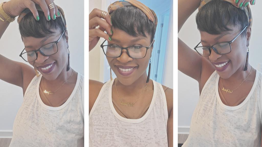 Identificando minha fraqueza: a verdadeira razão pela qual eu cortei meu cabelo