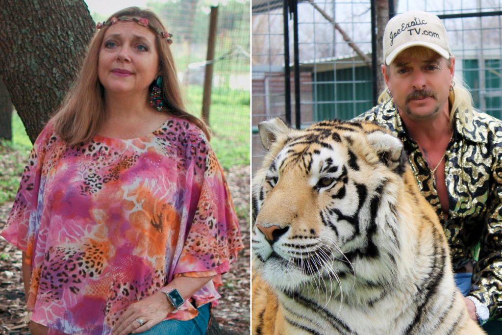 Tiger King está provocando empatia | O Blog no Exterior